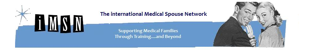 The international Medical Spouse Network